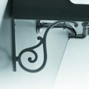 Дизайнерские кронштейны для раковины