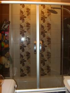 Раздвижные дверцы для ванной - отличное решение