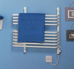 Пример электрического полотенцесушителя