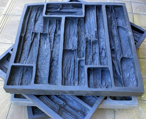 Форма для изготовления плитки своими руками