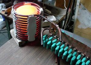 Пример эффективности водонагревателя на индукционном токе, который был сделан своими руками