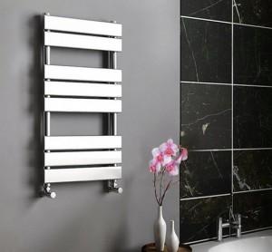 Дизайн полотенцесушителя лесенка для ванной комнаты