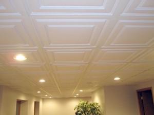 Фотография потолочных плиток