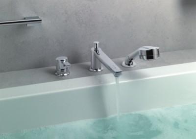 Купить смеситель на ванну акриловую в мебель для ванной алтуфьево