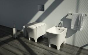 Фотография дизайна ванной комнаты