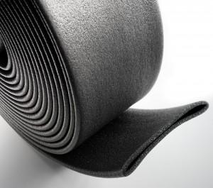 Наиболее популярный материал для звукоизоляции канализации - изопропилен