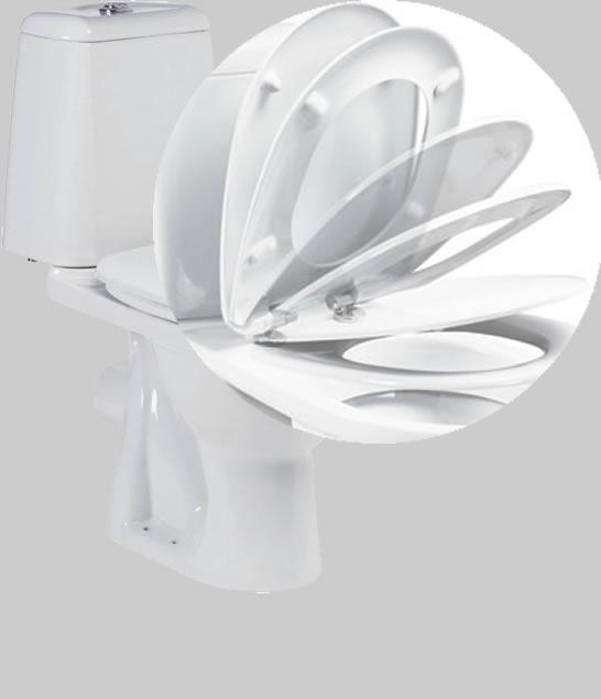 Сидение и крышка для унитаза с микролифтом обзор и