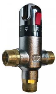 Фотография термостатического смесителя