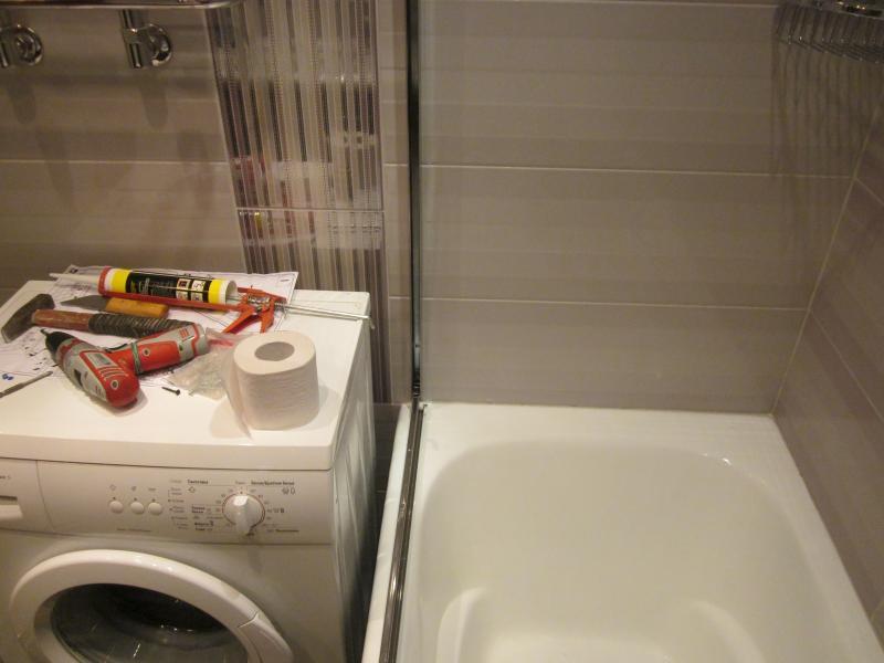 Шторки для ванной раздвижные