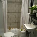 Фото интерьера ванной комнаты 8