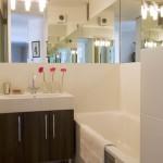 Фото интерьера ванной комнаты 9