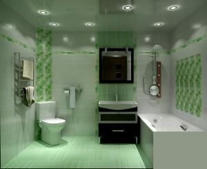 Фото дизайна небольшой ванной комнаты