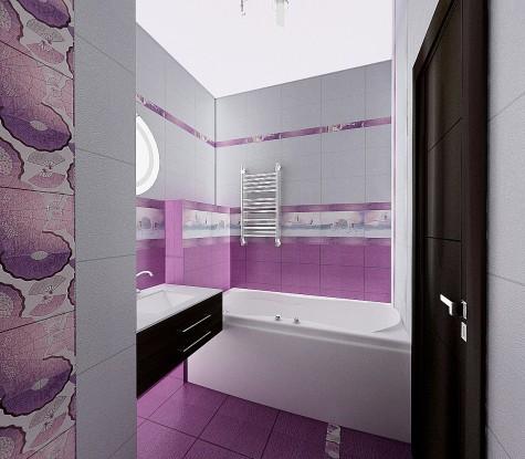 ванной комнаты маленького размера фото