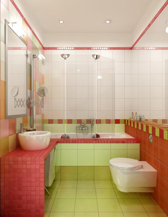 Как разработать дизайн ванной
