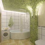 Фото дизайна ванной комнаты 7
