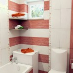 Пример дизайна ванной комнаты 1