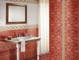 Фото использования керамической плитки в дизайне ванной комнаты