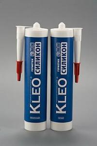 Фото силиконового герметика фирмы Kleo