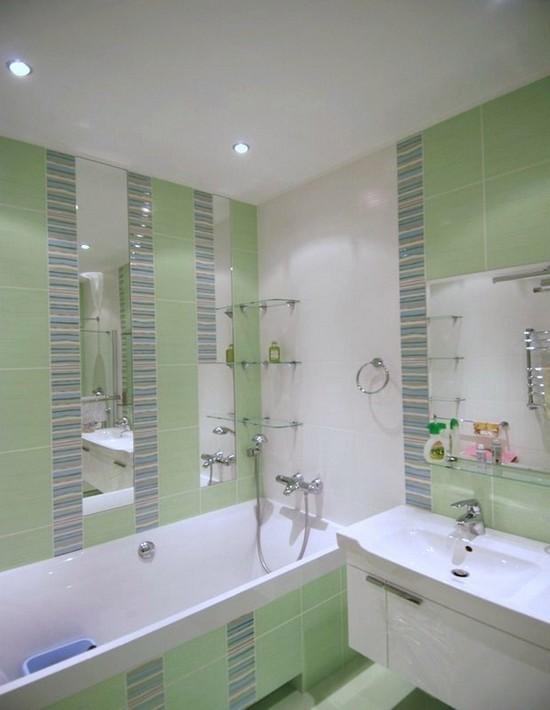 Ванная комната без туалета дизайн фото 3