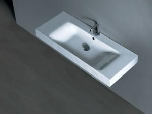 Фото прямоугольной раковины для ванной комнаты