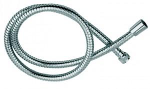 Фото шланга в металлической обмотке
