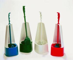 Ассортимент стандартных пластиковых ершиков