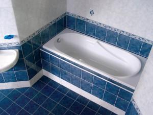 Ванна стандартных размеров