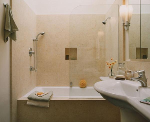 Фото дизайна ванной комнаты и санузла