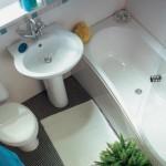 Фото готового ремонта ванной комнаты