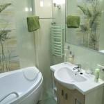 Фотография дизайнерского ремонта ванной