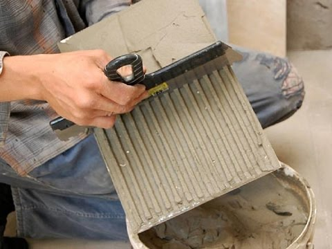 керамической стен плиткой инструкция облицовке по