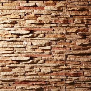 Декоративная плитка под камень из гипса