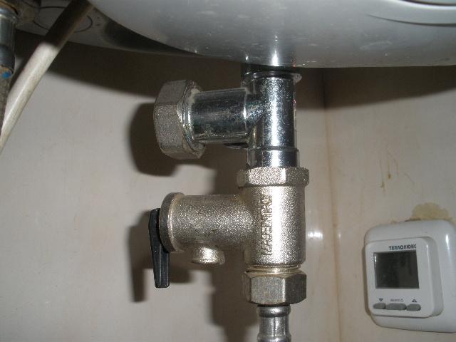 Предохранительные клапаны для