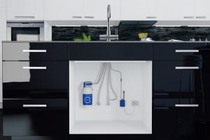 Смеситель для фильтра питьевой воды: установка, виды и выбор (фото)