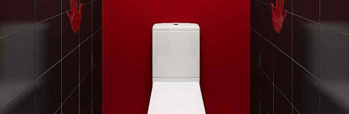 Дизайн туалета