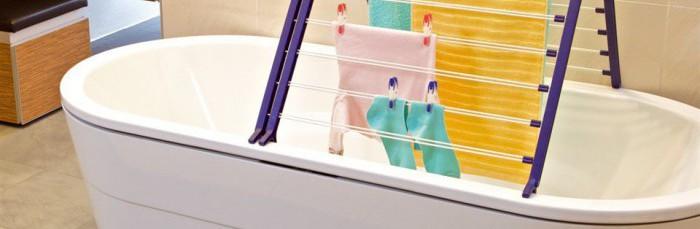 настенные сушилки для белья на балкон фото