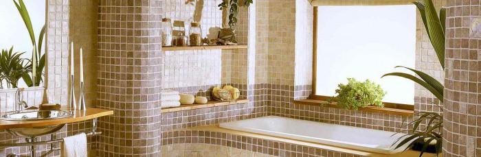 Обзор дизайна ванных комнат с окном, а