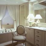 Фото ванной комнаты в классическом стиле