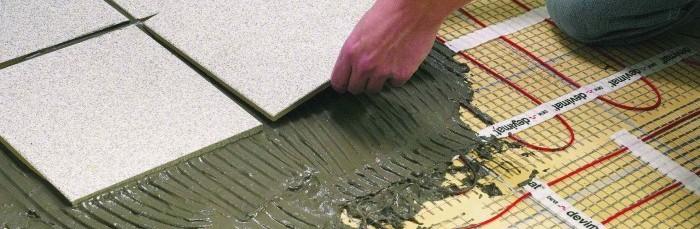 Плитка теплый пол своими руками фото 869