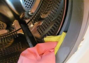 Процедура чистки барабана стиральной машины