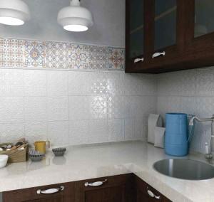 Фото английской плитки на кухне