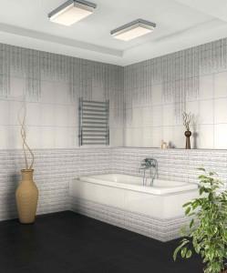 Фото белорусской плитки в дизайне ванной комнаты