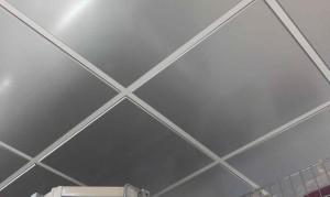 Фото кассетного потолка
