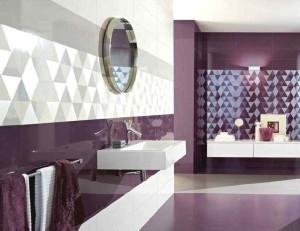 Фото модных плиток в ванной