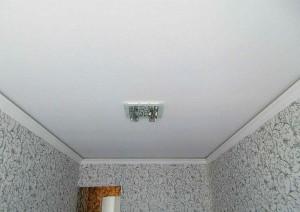 Фото тканевых натяжных потолков