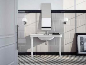 Фото плитки кабанчик в интерьере ванной