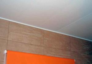 Потолочный плинтус для пвх панелей