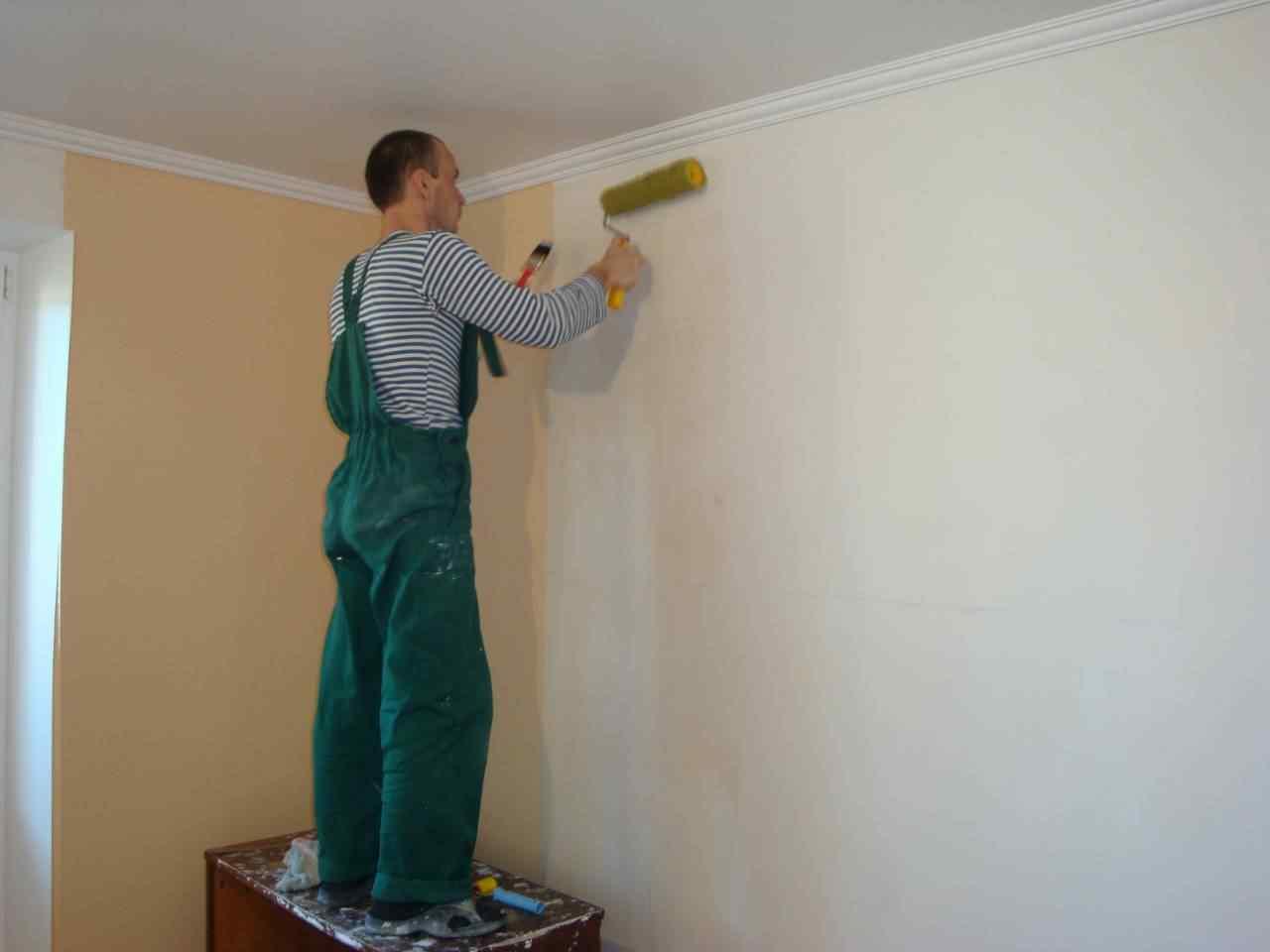 Как зашпаклевать стены под обои своими руками фото 255