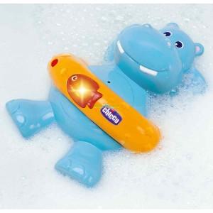 Игрушка-бегемотик для ванной