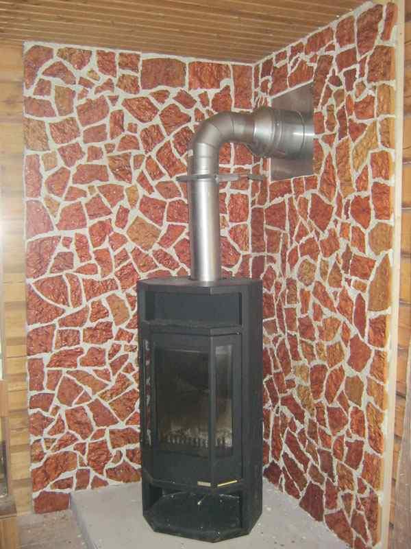 Плитка на стены огнеупорная
